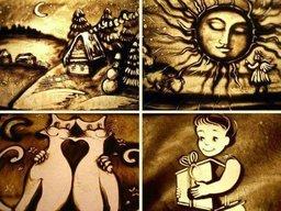 Пісочна анімація