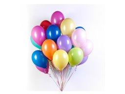 20 кольорових повітряних кульок