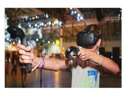 Віртуальна реальність HTC VIVE