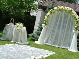 """Весільна Арка """"Ніжність"""""""