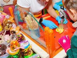 Майстер-клас виготовлення карамельних цукерок