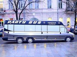 Party Bus у Харкові