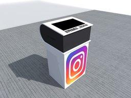 Інстаграм принтер