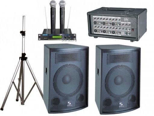 Комплект звуку для свята
