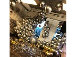 Фотозона з повітряних кульок