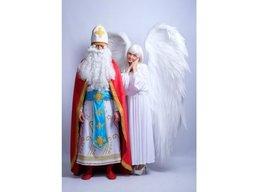 Привітання від Св. Миколая та Ангела