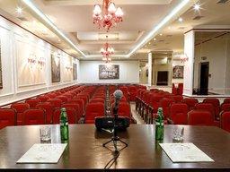 Конференц-зали готелю «Львів»