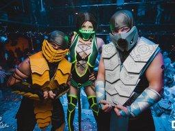 Mortal Kombat DJ show
