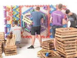 Інтерактивна арт стіна