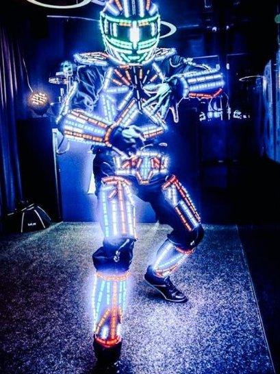 Robotics PJs Show