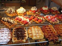 Бельгійські вафлі