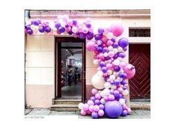 Арка з повітряних кульок