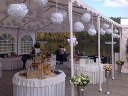 Весільне шатро