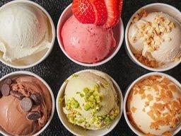 Виїзне італійське морозиво