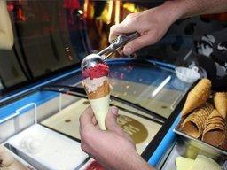 Італійське морозиво