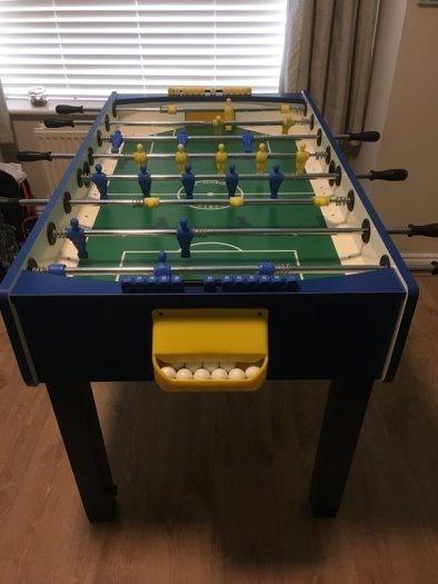 Настільний футбол Garlando G-100