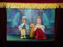 Ляльковий театр маріонеток