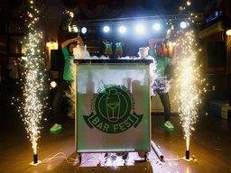 """Бармен -шоу """"Bar Fest"""""""