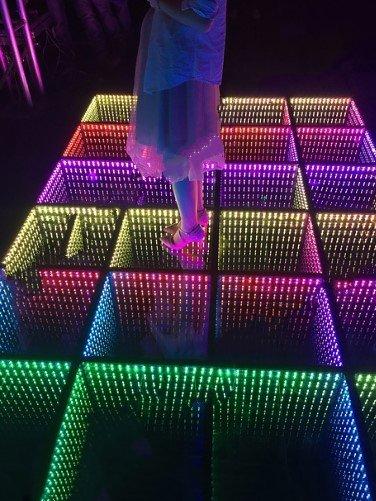 Оренда світлової Led підлоги