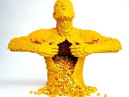 Lego  майстер - клас