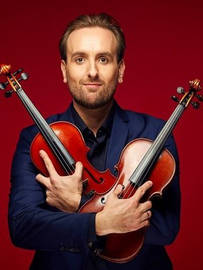 Скрипаль-віртуоз Олександр Божик